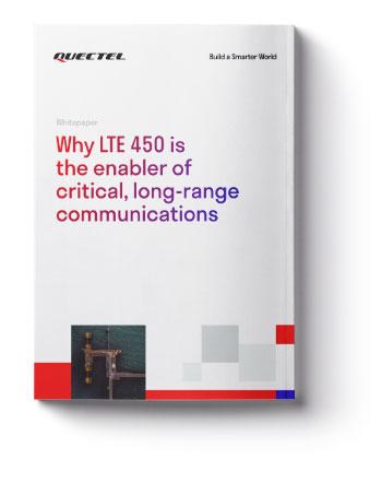 LTE 450 White Paper - Quectel.com